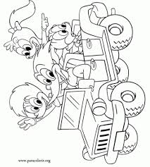 woody woodpecker coloring pages intended to inspire to color an