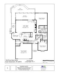 floor plans 150 pine glen drive