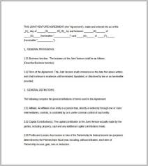 60 agreement template u2013 free word pdf documents download free