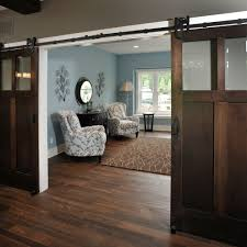 hanging barn doors image of closet barn doors modern full size