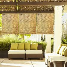 bamboo shades lowes patio bench on lowes patio furniture for