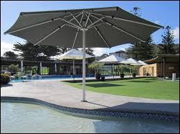 Heavy Duty Patio Umbrellas Patio Ideas Heavy Duty Patio Umbrella With Inground Swimming Pool