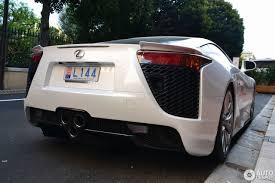 lexus lfa 12 brand new lexus lfa 28 july 2017 autogespot