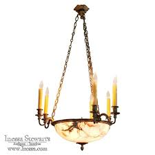 Neoclassical Chandeliers Antique French Louis Xvi Neoclassical Bronze U0026 Alabaster