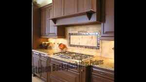 Kitchens With Tile Backsplashes Kitchen Backsplash Ideas Pictures Youtube