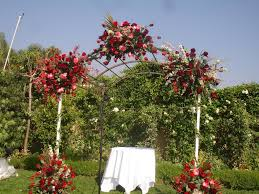 wedding arches decorations feels romantic wedding with wedding