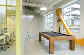 Pool Table Meeting Table Ideas Striking Wooden Pool Table In The Office Room To Relax