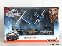 jurassic world jeep toy jurassic world matchbox mission force jurassic toys