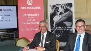 chambre de commerce et d industrie tours economie un nouveau partenariat pour la cci touraine