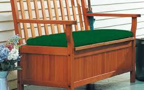 Outdoor Storage Ottoman Bench Outdoor Bench With Storage Underneath Outdoor Wooden Bench With