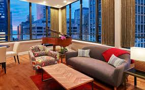 michigan avenue penthouse at the tremont chicago hotel