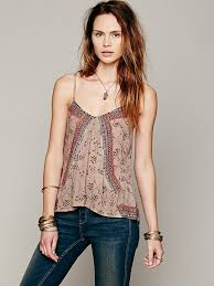 free people fp one mixed print tank 68 00 i love the layout of