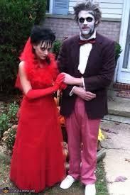 Halloween Costume Beetlejuice Beetlejuice Lydia Couple Halloween Costume