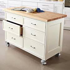 kitchen rolling islands rolling kitchen island woodworking plan from wood magazine cabinet