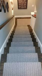 tuftex only natural taza sister style stair runner stairways