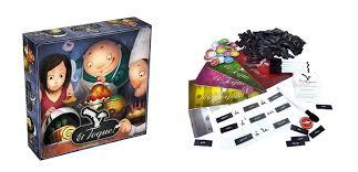 jeux de société cuisine ma boîte à jeux jouets et jeux pour enfants loisirs créatifs