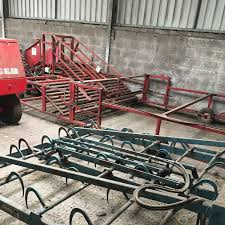small square baler lely welger sold
