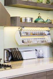 Pull Down Kitchen Cabinets Kitchen Storage Galore How To Clean Your Kitchen Instantly