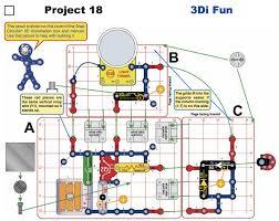 snap circuits 3d illumination review electronics kit bliss