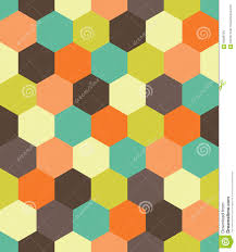Hex Color Yellow by Vector Modern Seamless Colorful Geometry Hex Pattern Color