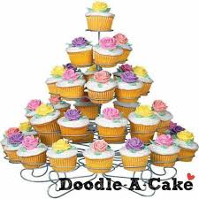5 tier cupcake stand 5 tier cupcake stand doodle a cake