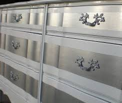 Silver Painted Furniture Bedroom 74 Best Painted Furniture Images On Pinterest Painted Dressers