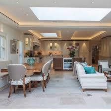 kitchen family room layout ideas best 25 open plan kitchen dining living ideas on