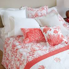 bed linen awesome coral print bedding animal print bedding coral