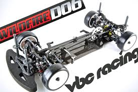 Wildfire Radio by Vbc Racing Wildfire D06