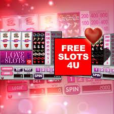 free love slot machine game by free slots 4u