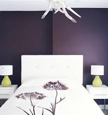 Good Questions Source For This Bedding Purple Accent Walls - Deep purple bedroom ideas