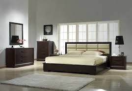 Solid Wood Platform Bed Plans by Bedroom King Size Black Stained Solid Wood Platform Bed Gey