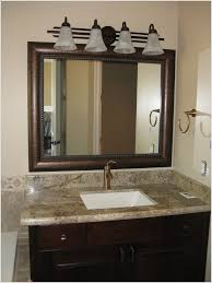 pictures of bathroom vanities and mirrors wonderful black vanity mirrors framed vanity mirrors large