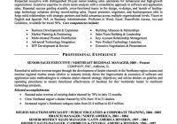 sales executive resume regarding resume for sales executive job