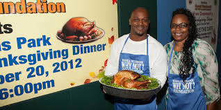 2012 la thanksgiving westbrook why not foundation