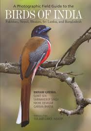 a photographic field guide to the birds of india pakistan nepal