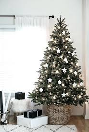 tree ornaments to sew best trees ideas on white