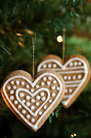 gingerbread ornaments a living