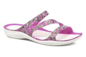spring main section crocs swiftwater graphic sandal w sandals