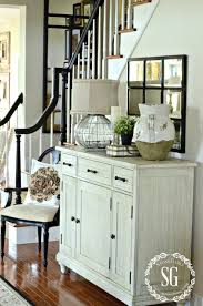 Entry Table Decor by Buffet In The Foyer Finding The Right Piece Farmhouse Buffet