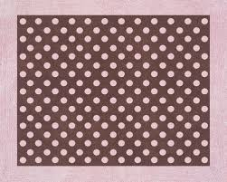 Black Polka Dot Rug Pink And Brown Mini Polka Dot Accent Floor Rug Only 20 99