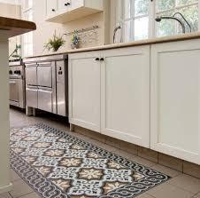 tapis de sol cuisine chambre enfant tapis en vinyle tapis de salle manger cuisine pour