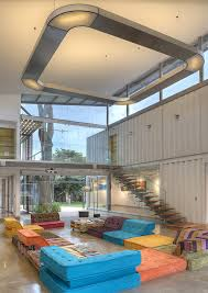 Container Homes Interior 682 Best Container Cafe Images On Pinterest Shipping Containers
