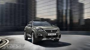 2017 peugeot cars 2017 peugeot 3008 gt u0026 gt line photos cars uk