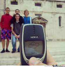 Iphone 6 Meme - new nokia 3395 6 move against the iphone 6 by alonso1891 meme