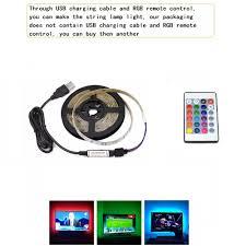 led strip lights remote rgb color 1pcs 5m 16 4ft flexible rgb led strip light 300smd 5050