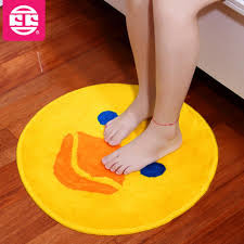 Yellow Duck Bath Rug Bath Mat Baby Picture More Detailed Picture About 50 52cm Bath