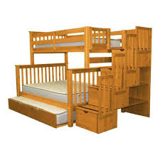 Bunk Bed Trundle Ikea Bed With Trundle King Stairway Bunk Bed With