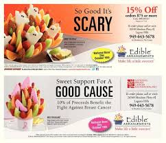 edible fruit arrangement coupons edible arrangements coupon code october 2015
