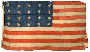 The Amarican Flag Rare Flags Timeline Of The American Flag